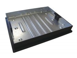 600 x 450 x 80mm  Recessed Manhole Cover for Patios, Driveways, Block Paving & Flagging