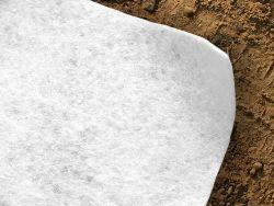 Multitrack NW18 White Non-Woven Geotextile Fleece Membrane 1 Roll 5.25 x 100m (525sqm) - 215gsm