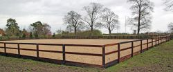 Prestige 20 x 40m Commercial Horse Arena / Horse Manege (Menage) Geotextile Package 300gsm - Price on Application