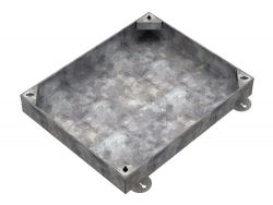 600 x 450 x 100mm  Recessed Manhole Cover for Patios, Driveways, Block Paving & Flagging