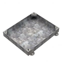 750 x 600 x 100mm  Recessed Manhole Cover for Patios, Driveways, Block Paving & Flagging