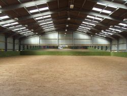 Superior Level 20 x 40m Horse Arena / Horse Manege (Menage) Geotextile Package 400gsm