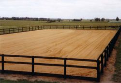 Prestige 20 x 40m Competition Grade Horse Arena / Horse Manege (Menage) Geotextile Package 650gsm - Price on Application