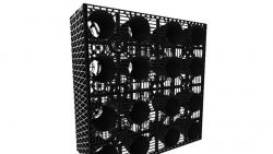 EcoGrid Crate System for Infiltration, SuDS & Attenuation - 3 Crates (1200 L)