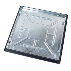 600 x 600 x 43.5mm Sealed & Locking Recessed Manhole Cover