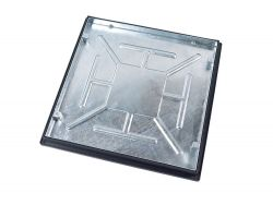 600 x 600 x 43.5mm Sealed & Locking Recessed Manhole Cover