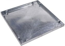 750 x 750 x 43.5mm Sealed & Locking Recessed Manhole Cover