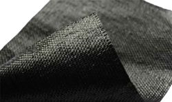 Fastrack G90 Black Woven Geotextile Membrane 2.25 x 20m (45sqm) - 78gsm