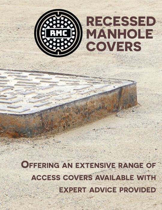 Recessed Manhole Covers Logo